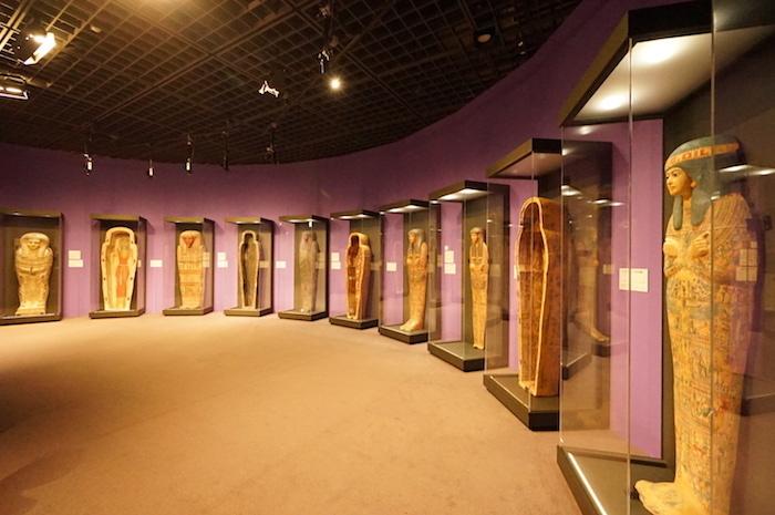 『ライデン国立古代博物館所蔵 古代エジプト展 美しき棺(ひつぎ)のメッセージ』