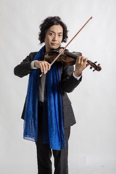 ヴァイオリニストで心にしみるオリジナル曲を作る土屋雄作