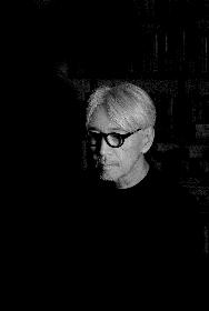 坂本龍一の展覧会がワタリウム美術館にて開催 8年ぶりの新作アルバムをインスタレーション空間で体感