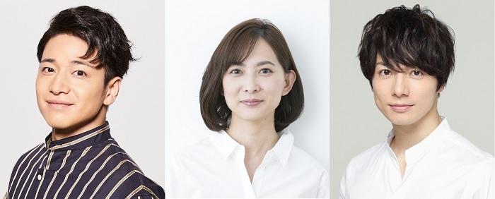 (左から)福田悠太(ふぉ~ゆ~)、谷村美月、和田琢磨