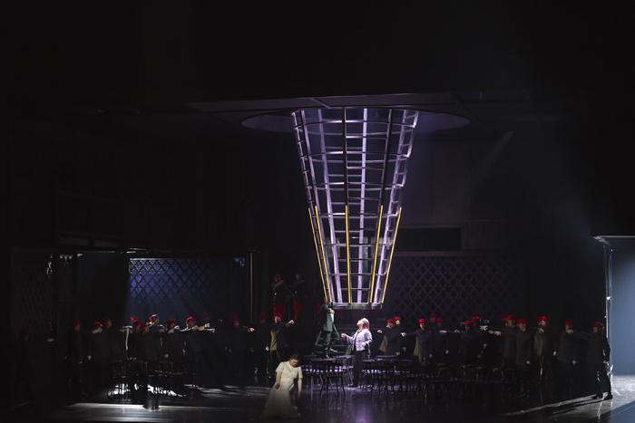 東京二期会『タンホイザー』(撮影:長澤直子)