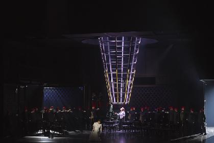 東京二期会《タンホイザー》 聖と俗、あるいは国家と個人の間で引き裂かれた男の物語 ゲネプロレポート(18・21日組)