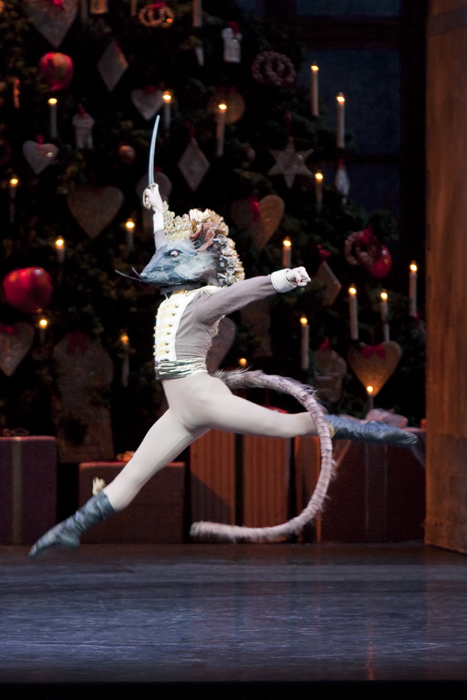 The Mouse King in The Nutcracker
