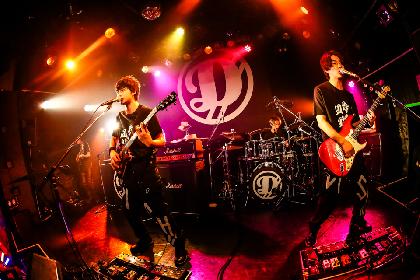 DISH// 大熱狂の男子限定ライブ『皿野郎』