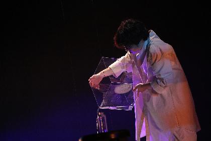 三浦大知、新プロジェクト『球体』完全独演で全10公演を歌い踊り切る