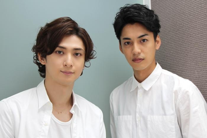 (左から)古川雄大、大野拓朗