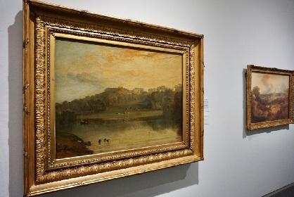 『ターナー 風景の詩(うた)』展レポート 日本初出展作も多数、イギリスを代表する巨匠の新たな魅力を発見