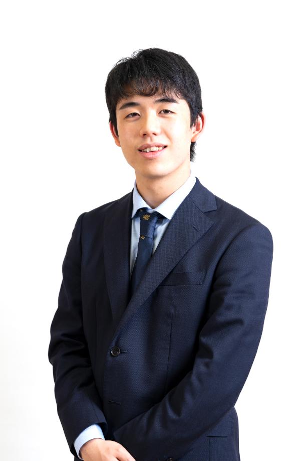 藤井聡太 提供:日本将棋連盟