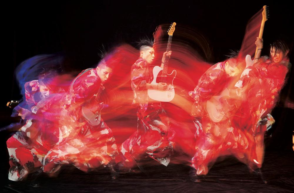写真集『MIYAVI × SUKITA』
