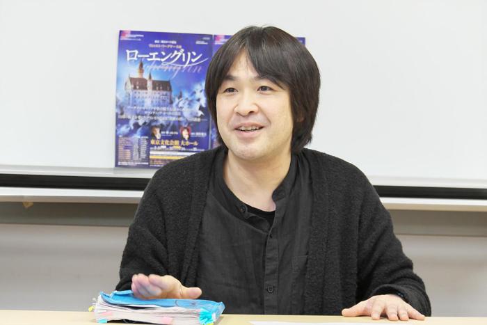 深作健太 (C) Naoko Nagasawa