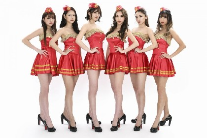 『Krush』のリングを赤く彩る!ラウンドガールユニット「Krush GIRLS」の新メンバーが決定