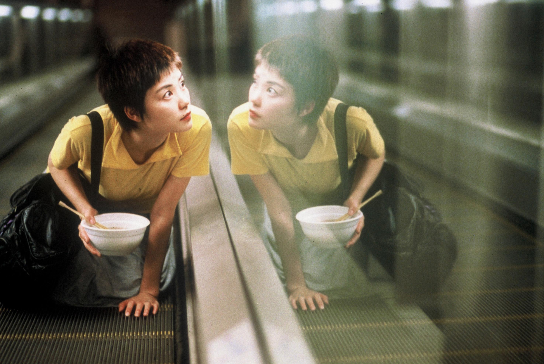 『恋する惑星』  (C)1994, 2008 Block 2 Pictures Inc. All Rights Reserved.