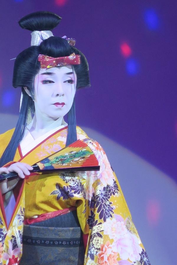 辰巳小龍さん(2015/10/24)半田なか子さん撮影
