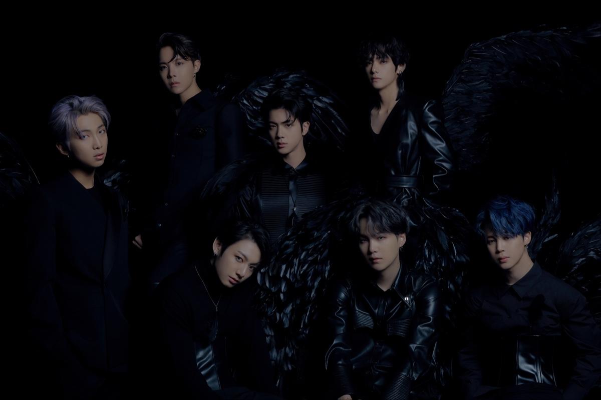 BTS  ※Photo by Big Hit Entertainment