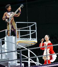 ドリカム、全国アリーナツアーより横浜アリーナ公演の模様を放送決定