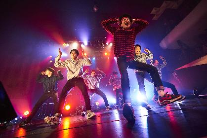 「RAB(リアルアキバボーイズ)」ワンマンライブ『-SUPER FRESH BAND LIVE-』有観客&オンライン配信 公式レポ到着 RAB史上初バンド×ダンスライブで重大十大発表を公開