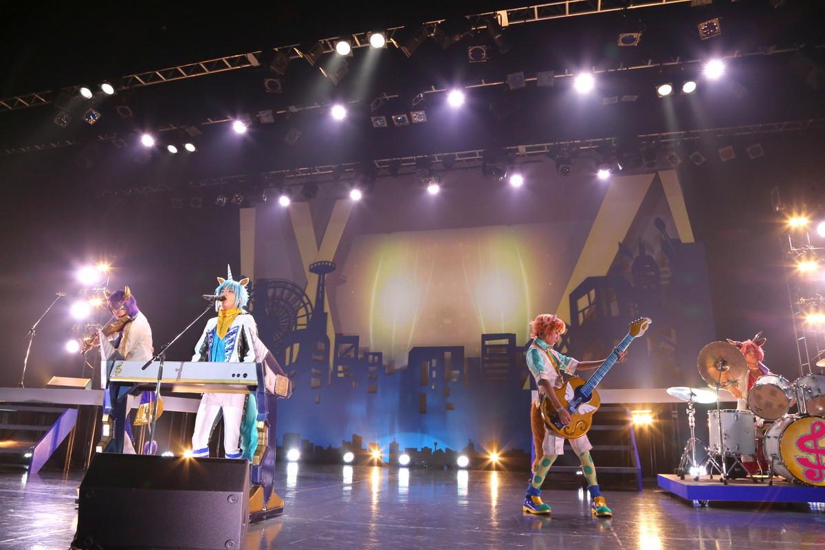 (c)2012, 2017 SANRIO CO., LTD. SHOWBYROCK!!製作委員会#