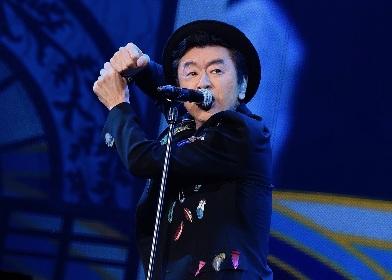 桑田佳祐 ソロ30周年スペシャルサイトが完結! 「今年の意気込みを述べる」動画で今後の活動を示唆