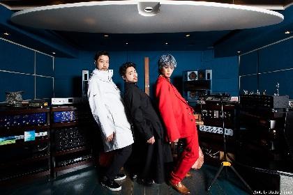 山田孝之、綾野剛、内田朝陽によるバンド・THE XXXXXX、初ワンマンに先駆けて1stアルバム配信開始&新ビジュアル公開