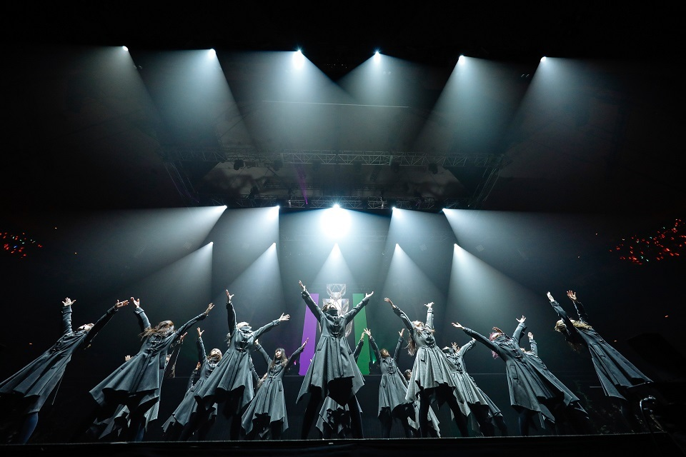 『欅坂46 3rd YEAR ANNIVERSARY LIVE』日本武道館公演 撮影=上山陽介