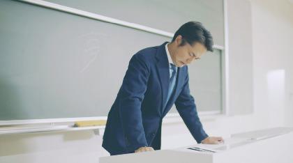 杉村太蔵が熱血教師役に! 山猿 新曲「DREAMER」のMVを公開