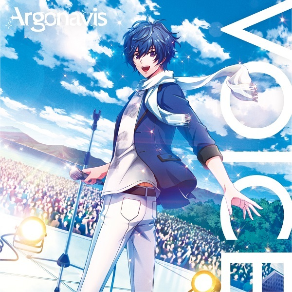 ARGONAVIS 3rd CD Argonavis×GYROAXIA「VOICE/MANIFESTO」 (C)ARGONAVIS project. (C)DeNA Co., Ltd. All rights reserved. (C)bushiroad All Rights Reserved.