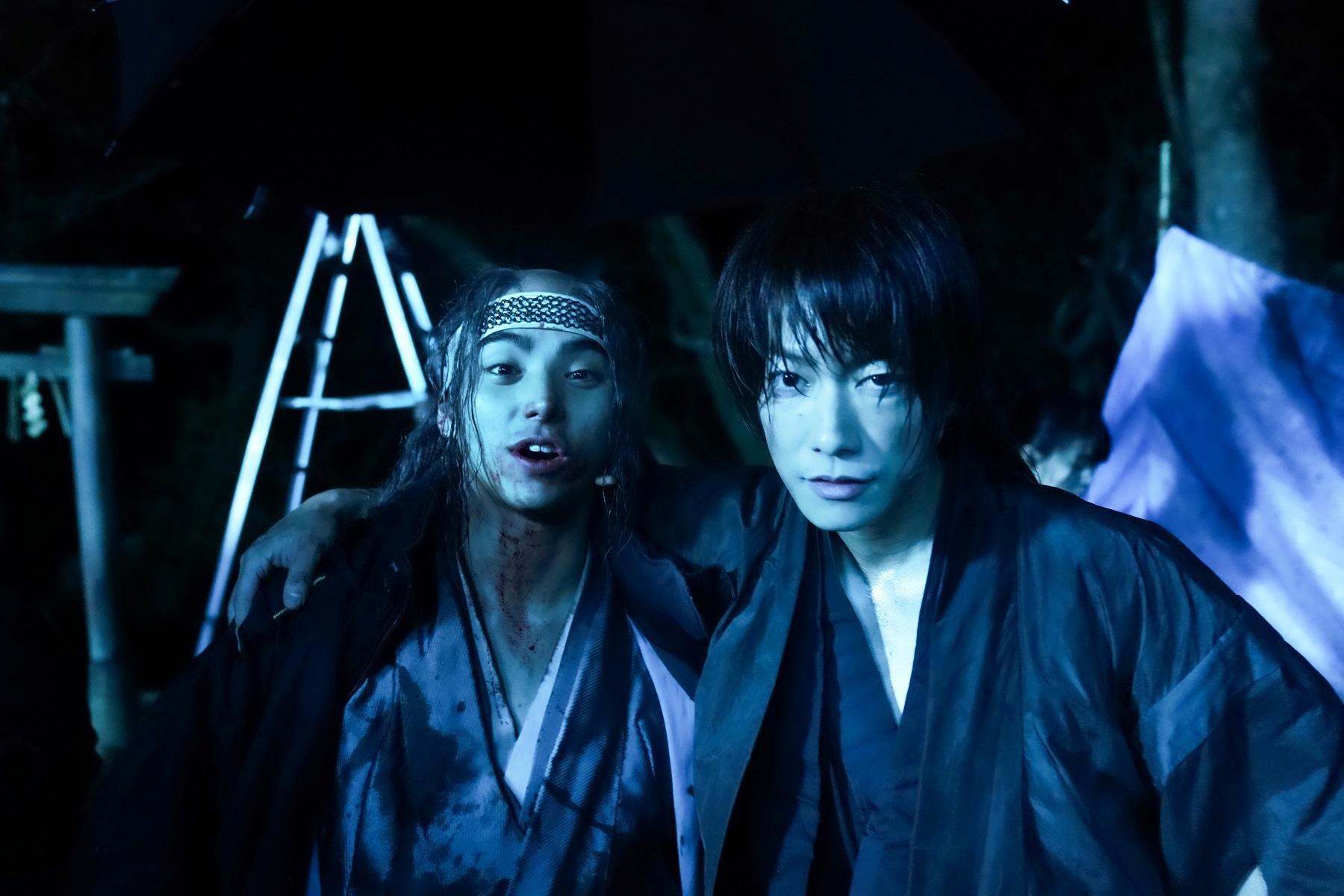 オフショット (C)和月伸宏/ 集英社(C)2020 映画「るろうに剣心 最終章 The Beginning」製作委員会