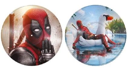 『デッドプール2』サントラ2種類にくわえアナログ盤の発売が決定!プールパーティーなどイメージしたピクチャー・ディスク仕様