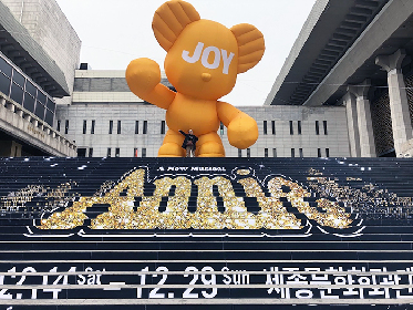 ミュージカル『アニー』2019年韓国公演 観劇レポート ~孤児院から逃げた11歳の少女~