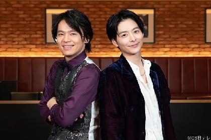 小池徹平をゲストに迎えた『中川晃教 Live Music Studio』第3弾、収録の模様&コメントが到着! 2/26(金)テレビ初放送