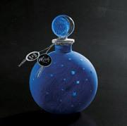ウォルト社『dans la nuit(夜 に)』の香水瓶、1924年以降、ルネ・ラリック作