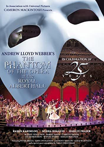 『オペラ座の怪人 25周年記念公演 in ロンドン』(2011)