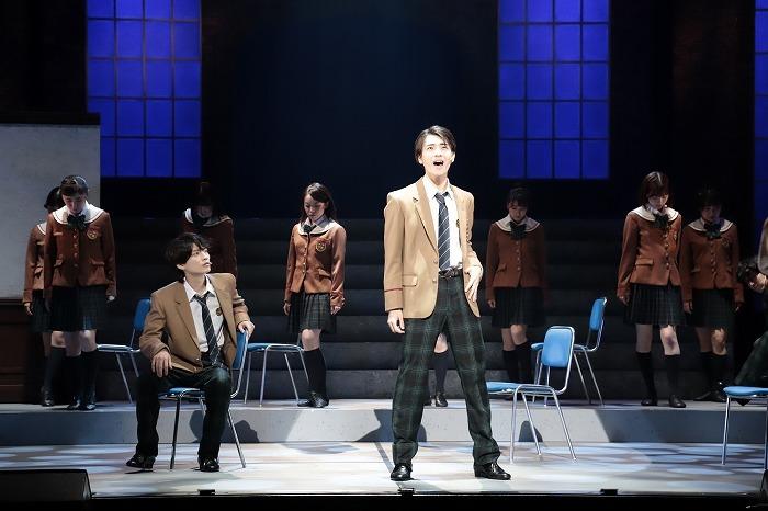 ミュージカル『「オープニングナイト」〜桜咲高校ミュージカル部〜』