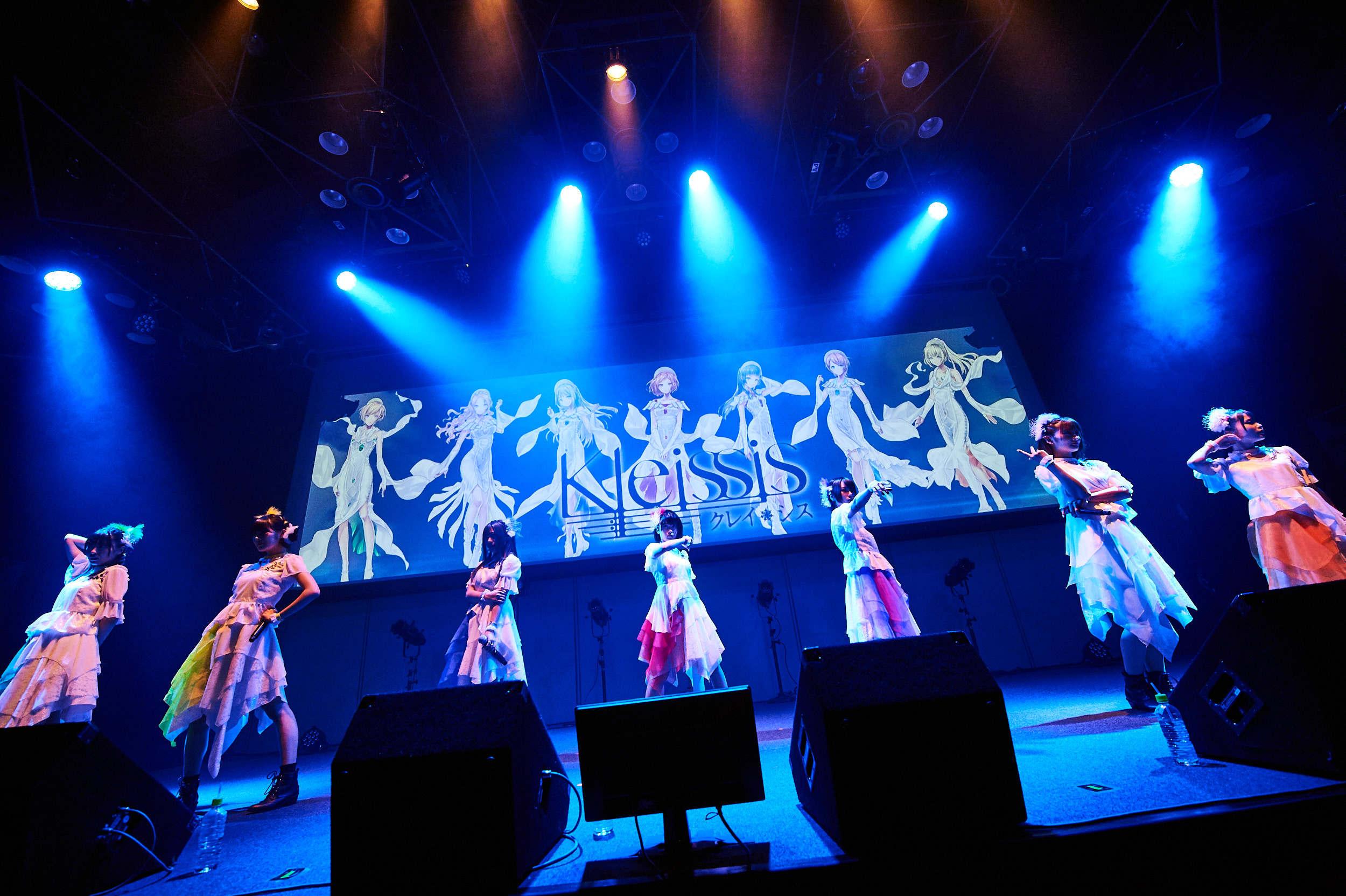 『Kleissis 1st LIVE~volare(ヴォラーレ)~』ライブ写真