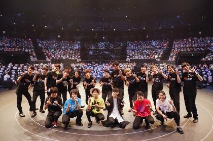 オーイシマサヨシ、下野 紘、福山 潤ら男性声優アーティストが集結した『P's LIVE! -Boys Side-』の裏側を企画者が暴露