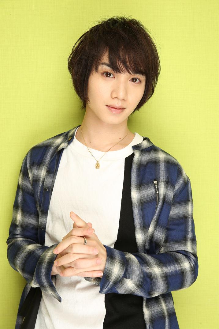 八田美咲役/植田圭輔 © GoRA・GoHands/k-project © GoRA・GoHands/stage k-project