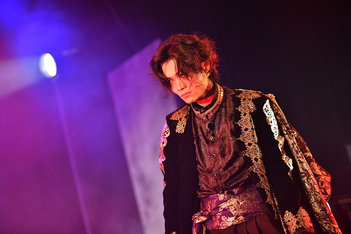 鬼気迫る表情のヴラド 3世:佐藤弘樹