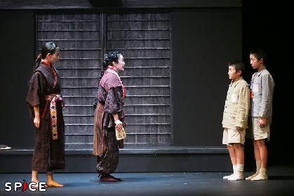 秋元松代の傑作戯曲『常陸坊海尊』が、22年ぶりに長塚圭史の演出で立ち上がる