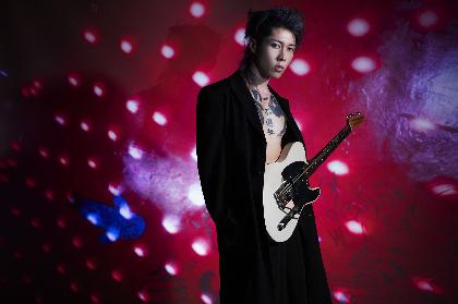 MIYAVI、コラボアルバム第三弾を12月にリリース決定 東名阪ツアーも開催へ