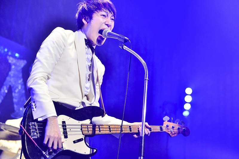 THE BAWDIES 撮影=RUI HASHIMOTO (SOUND SHOOTER)