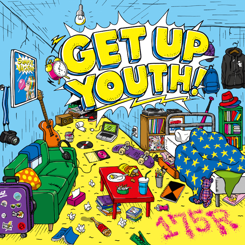 『GET UP YOUTH!』