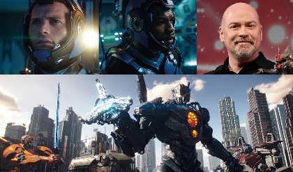 『パシフィック・リム:アップライジング』ジョン・ボイエガ、スコット・イーストウッド、スティーヴン・S・デナイト監督の来日が決定