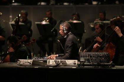 ジェフ・ミルズと東京フィルハーモ二ー交響楽団がコラボコンサート&リリースに向けて特番を配信