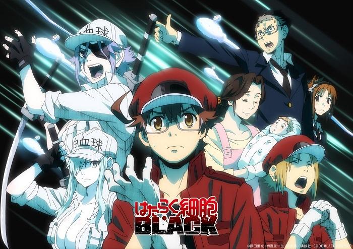『はたらく細胞BLACK』特別ビジュアル (C)原田重光・初嘉屋一生・清水茜/講談社・CODE BLACK PROJECT