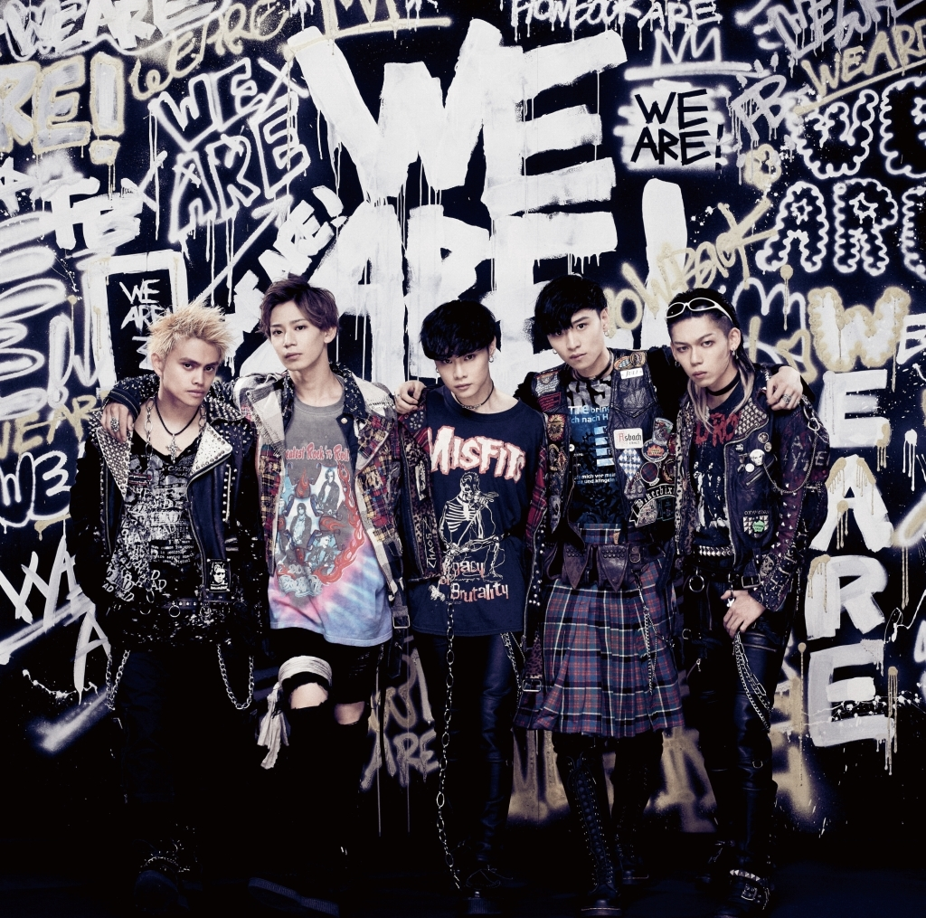 FlowBack「WE ARE!」通常盤