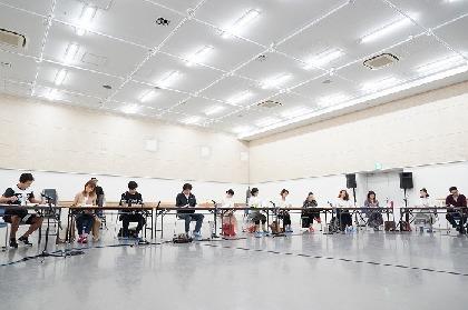 鹿賀丈史、市原隼人ら、ミュージカル『生きる』リーディングワークショップ実施!