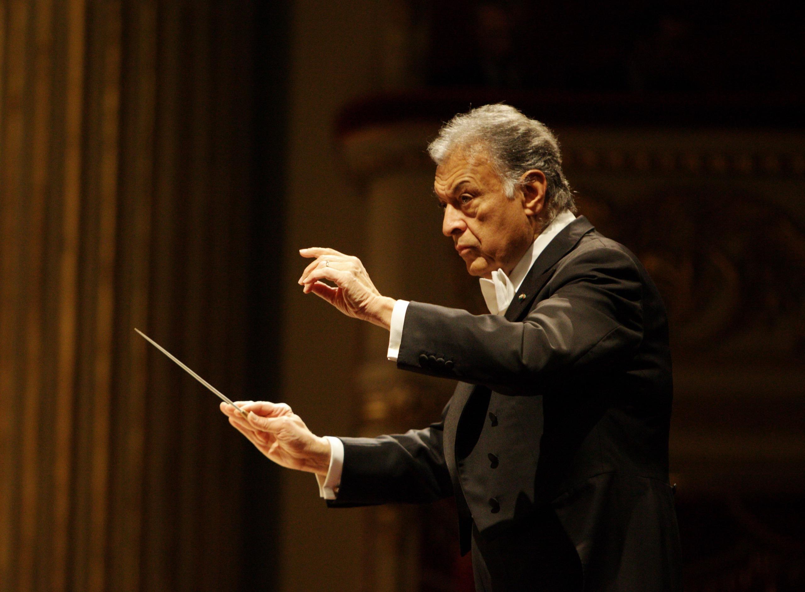 まったく老いを感じさせないズービン・メータも「傘寿」を迎えた (c)Marco Brescia / La Scala