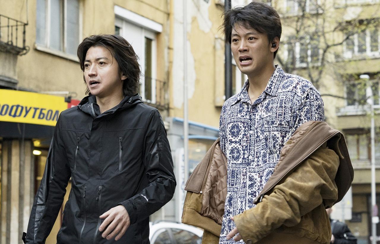 (C)吉田修一/幻冬舎(C)2020「太陽は動かない」製作委員会