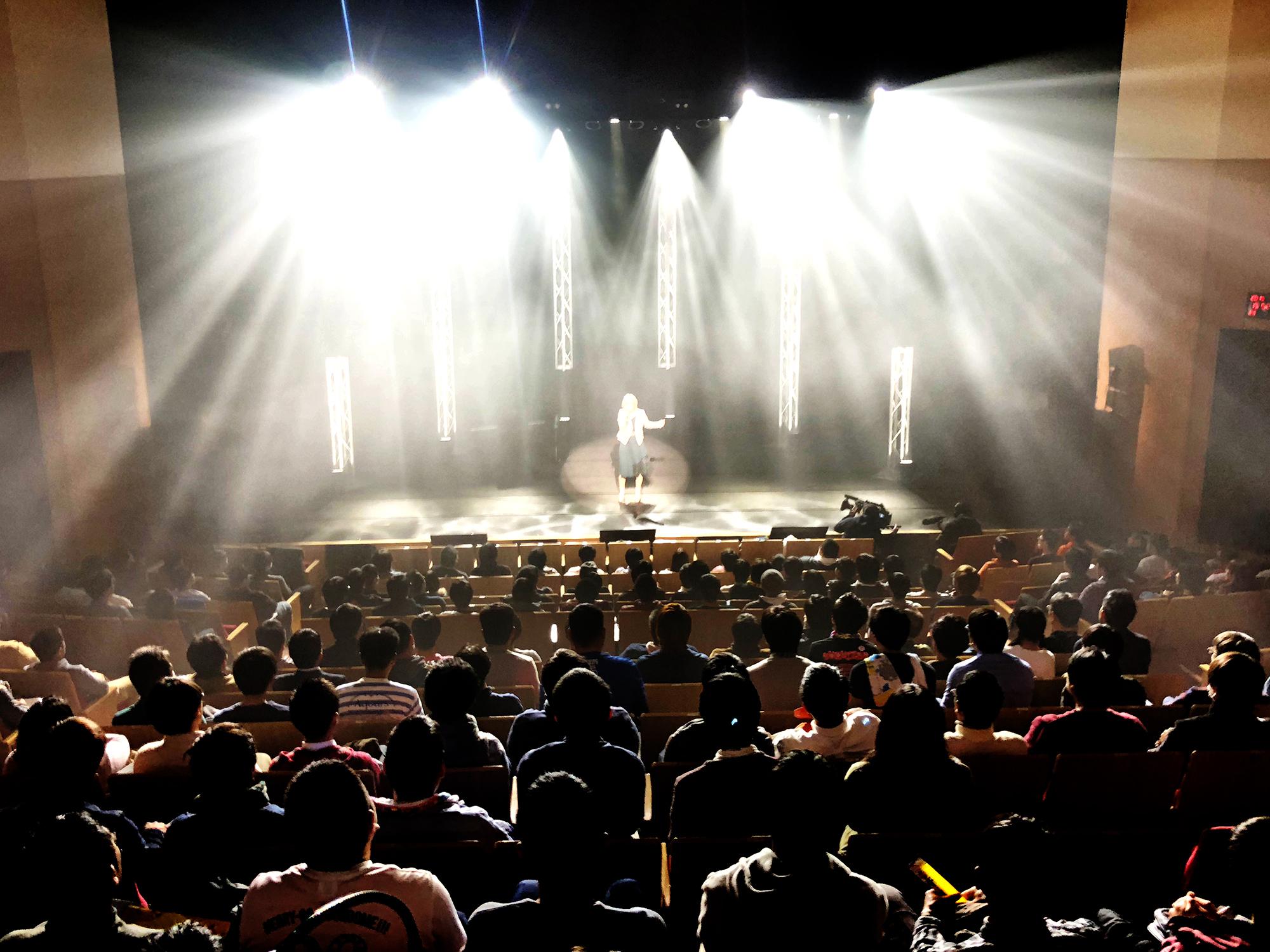 1月6日開催「りなかる!Vol.5」写真