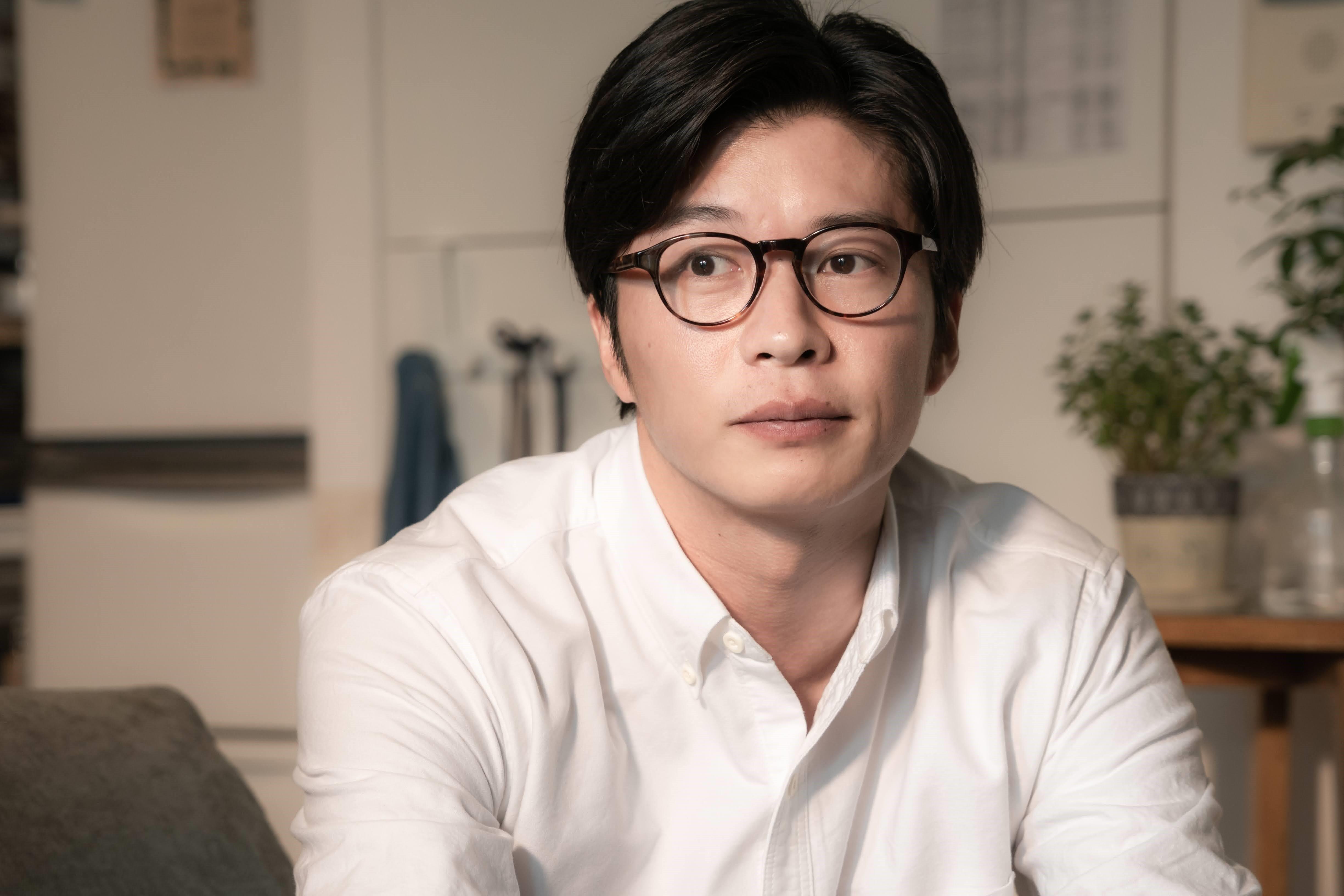 田中圭 (C)2021 映画「そして、バトンは渡された」製作委員会